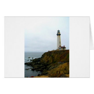 Pigeon Point Lighthouse Card
