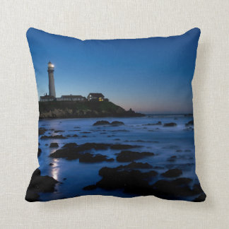 Pigeon Point Lighthouse | Half Moon Bay, Ca Throw Pillow