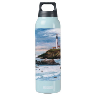 Pigeon Point Lighthouse Insulated Water Bottle