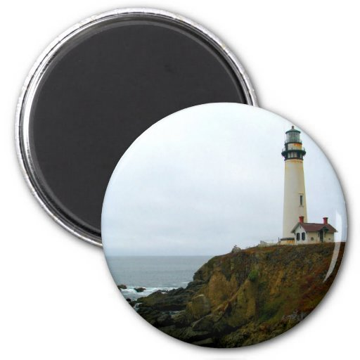 Pigeon Point Lighthouse Refrigerator Magnet