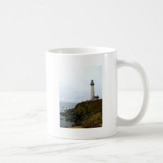 Pigeon Point Lighthouse Mugs