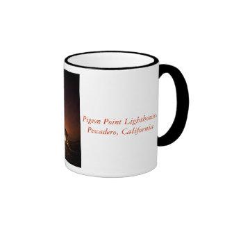 Pigeon Point Lighthouse Pescadero Califor Mug