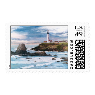 Pigeon Point Lighthouse Postage