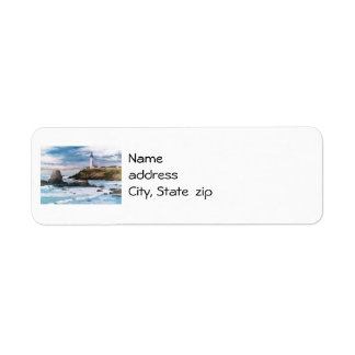 Pigeon Point Lighthouse Return Address Labels