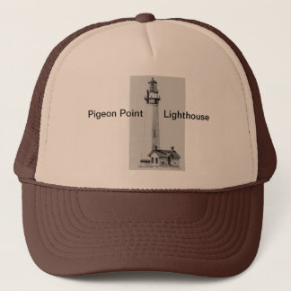 Pigeon Point Lighthouse Trucker Hat