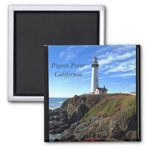 Pigeon Point magnet