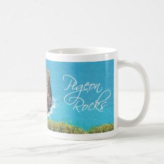 Pigeon Rocks Lebanon Mug