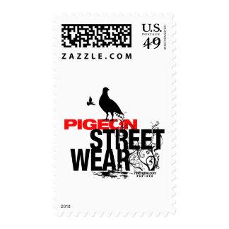 Pigeon Street Wear Stamps