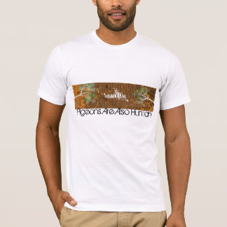 Pigeons Are Also Human T-Shirt