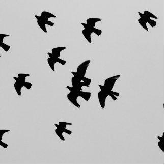 pigeons cutout