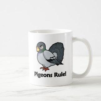Pigeons Rule! Coffee Mug