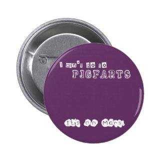 Pigfarts Pinback Button