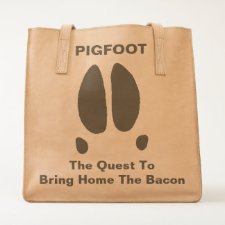 Pigfoot - Bring Home The Bacon Tote