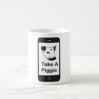 Piggie Taza Clásica