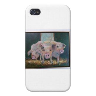 Piggies iPhone 4 Covers