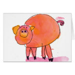 Piggle • Sarah Bowen, edad 7 Tarjetas