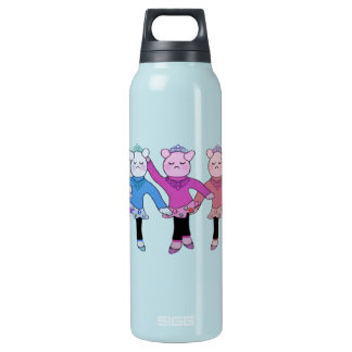 Piggly Wiggle Ballerina Insulated Water Bottle