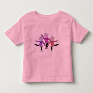 Piggly Wiggle Ballerina Toddler T-shirt