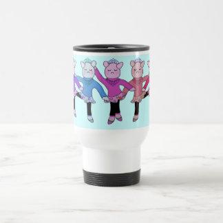 Piggly Wiggle Chorus Line Travel Mug