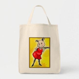 piggy-1 canvas bags
