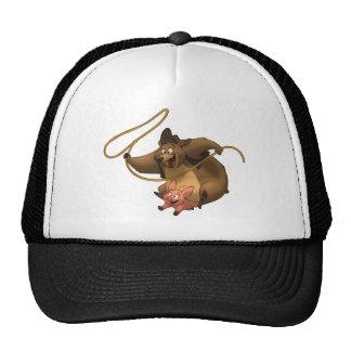 Piggy-Back Hat