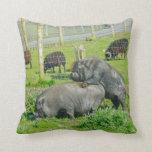Piggy Back Ride Pillows
