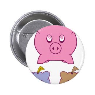 Piggy Bank Button