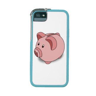 Piggy Bank iPhone 5 Cases