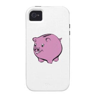 Piggy Bank Case-Mate iPhone 4 Cases