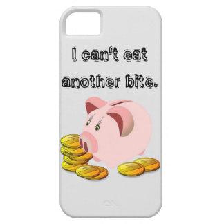 Piggy Bank Coint Slot Top iPhone SE/5/5s Case