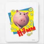 Piggy Bank Disney Mousepad