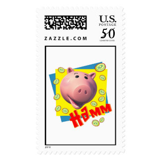 Piggy Bank Disney Postage