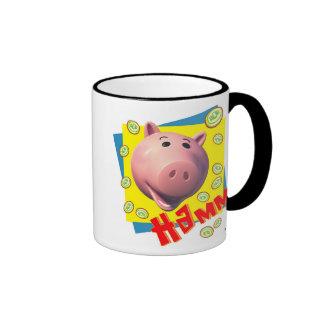 Piggy Bank Disney Ringer Mug