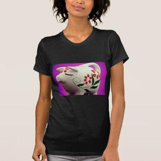 Piggy bank  flowers T-Shirt