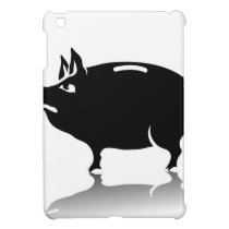 piggy bank iPad mini cover