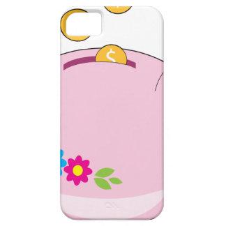 Piggy Bank iPhone SE/5/5s Case