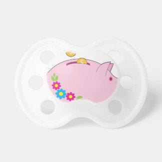 Piggy Bank Pacifier