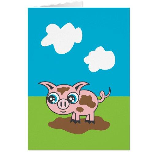 Piggy Cards