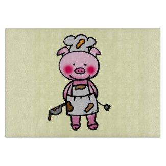 piggy chef