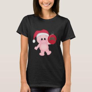 Piggy Christmas Time T-Shirt