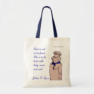 Piggy Epicure Shopping Tote Tote Bag