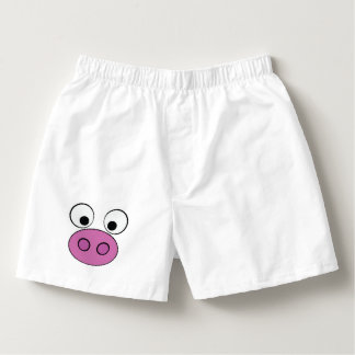 Piggy Face and Tail Boxers