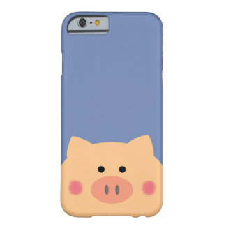 Piggy Face Barely There iPhone 6 Case