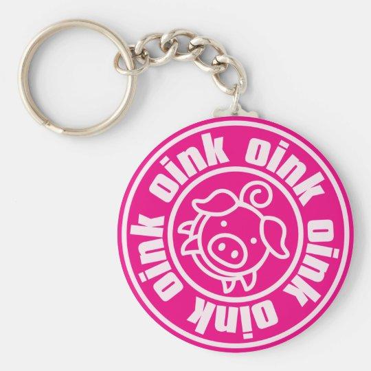 Piggy Keychain