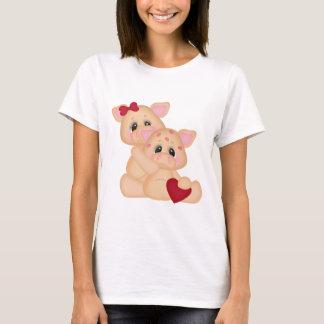 Piggy Kisses T-Shirt