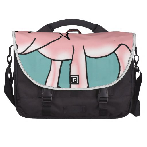 Piggy Computer Bag