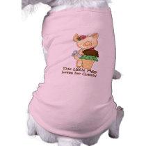 Piggy Likes Ice Cream! Shirt