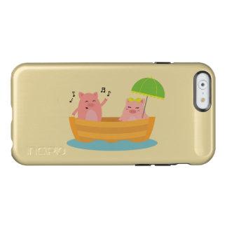 Piggy Love Ship Incipio Feather® Shine iPhone 6 Case
