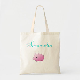 Piggy Love Tote Bag