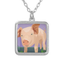 Piggy Necklace